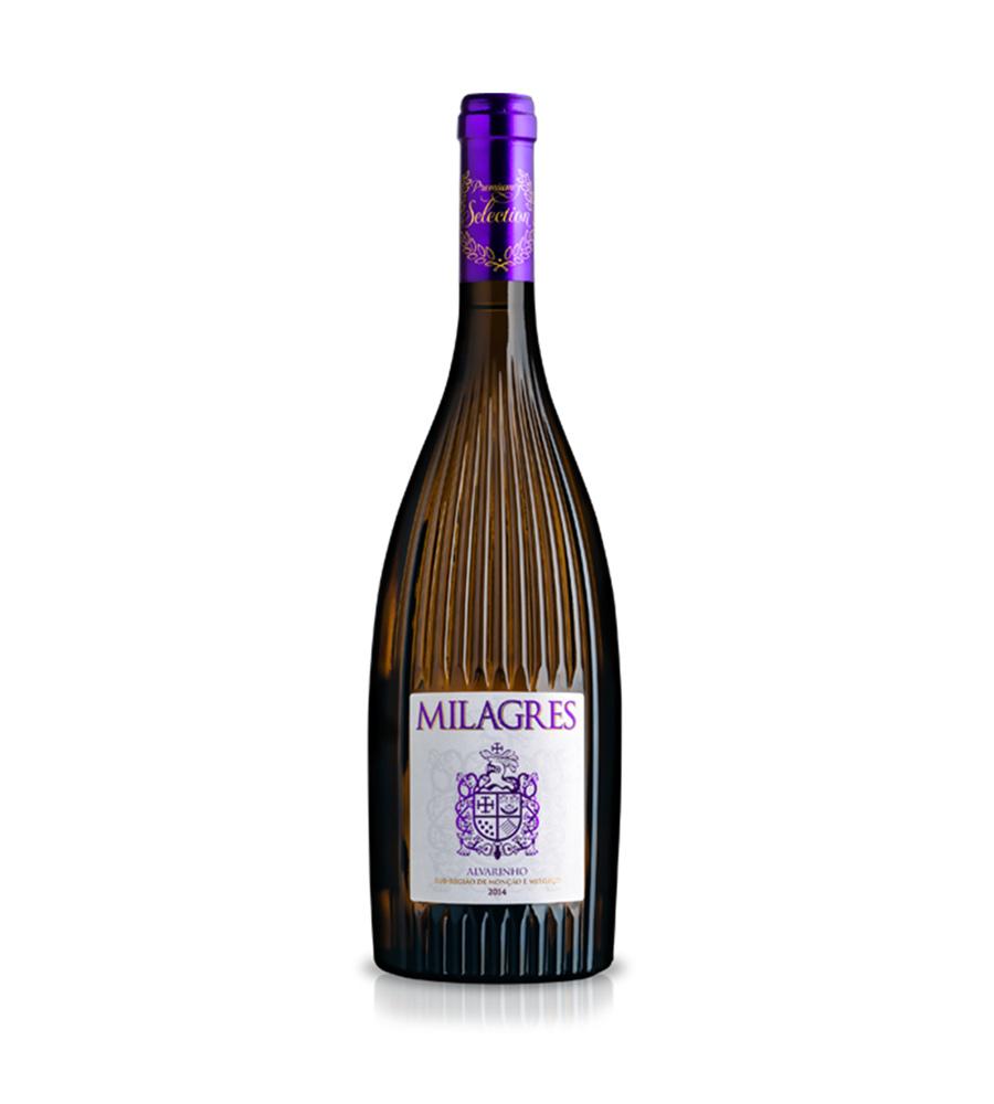 Vinho Verde Milagres Alvarinho 2014, 75cl Monção e Melgaço