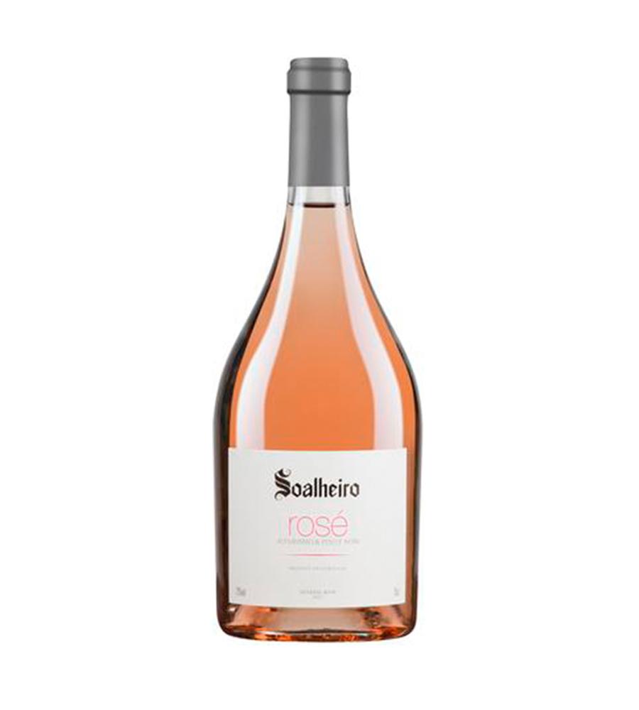 Vinho Rosé Soalheiro Rosé 2018, 75cl Vinhos Verdes