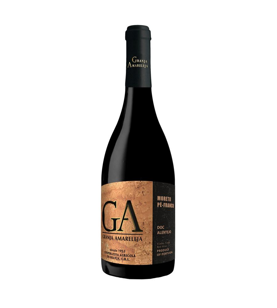 Vinho Tinto Granja Amareleja Moreto Pé-Franco 2015, 75cl Alentejo DOC