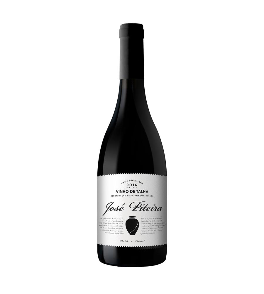 Vinho Tinto José Piteira Vinho de Talha 2016, 75cl Alentejo DOC