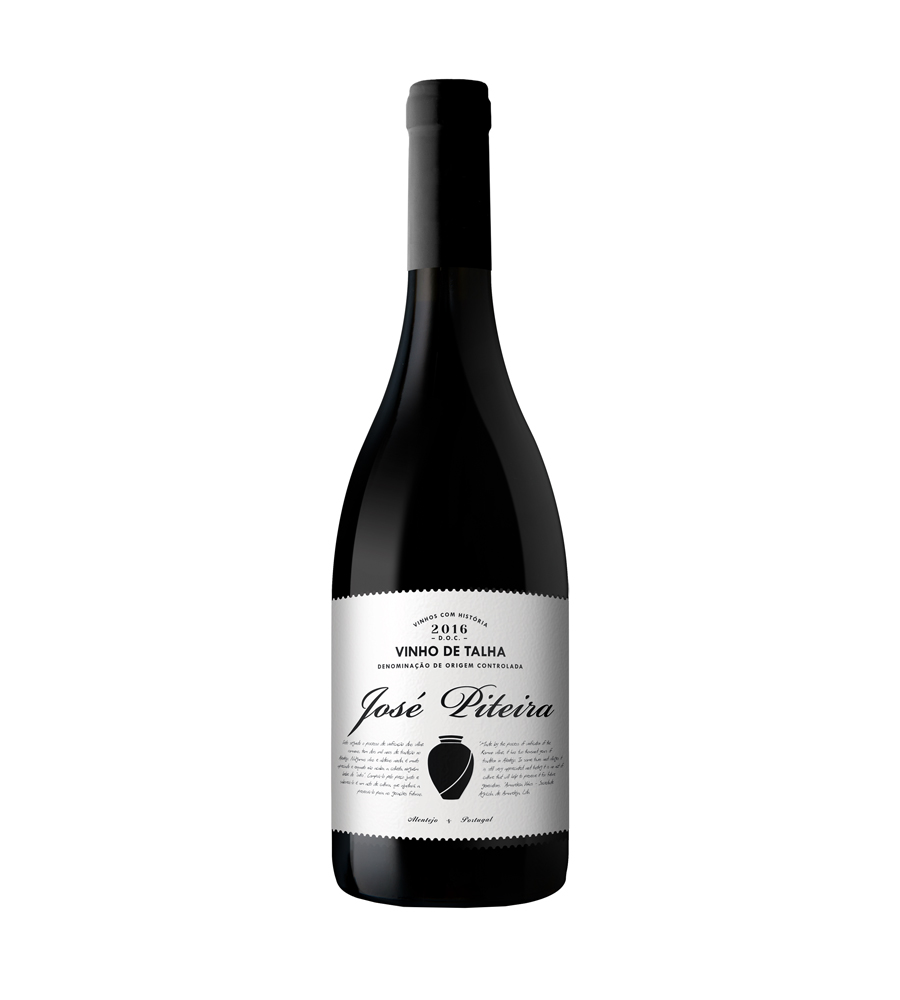 Vinho Tinto José Piteira Vinho de Talha 2016, 75cl Alentejo