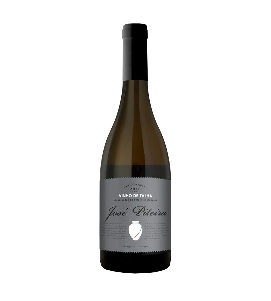 Vinho Branco José Piteira Vinho de Talha 2015, 75cl Alentejo