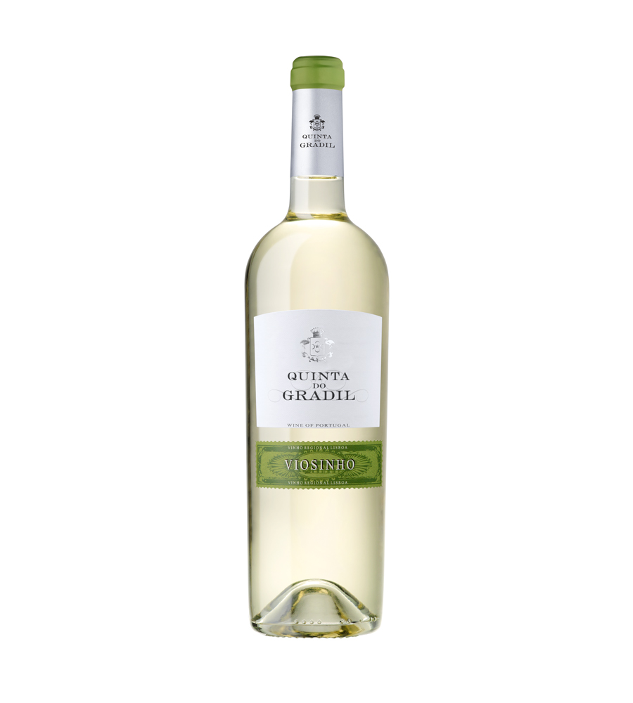 Vinho Branco Quinta do Gradil Viosinho 2017, 75cl Lisboa