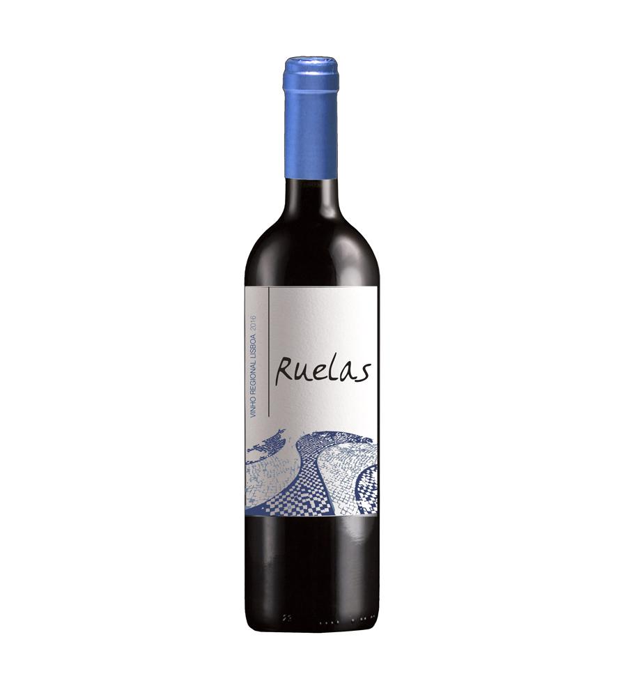 Vinho Tinto Ruelas 2018, 75cl Lisboa