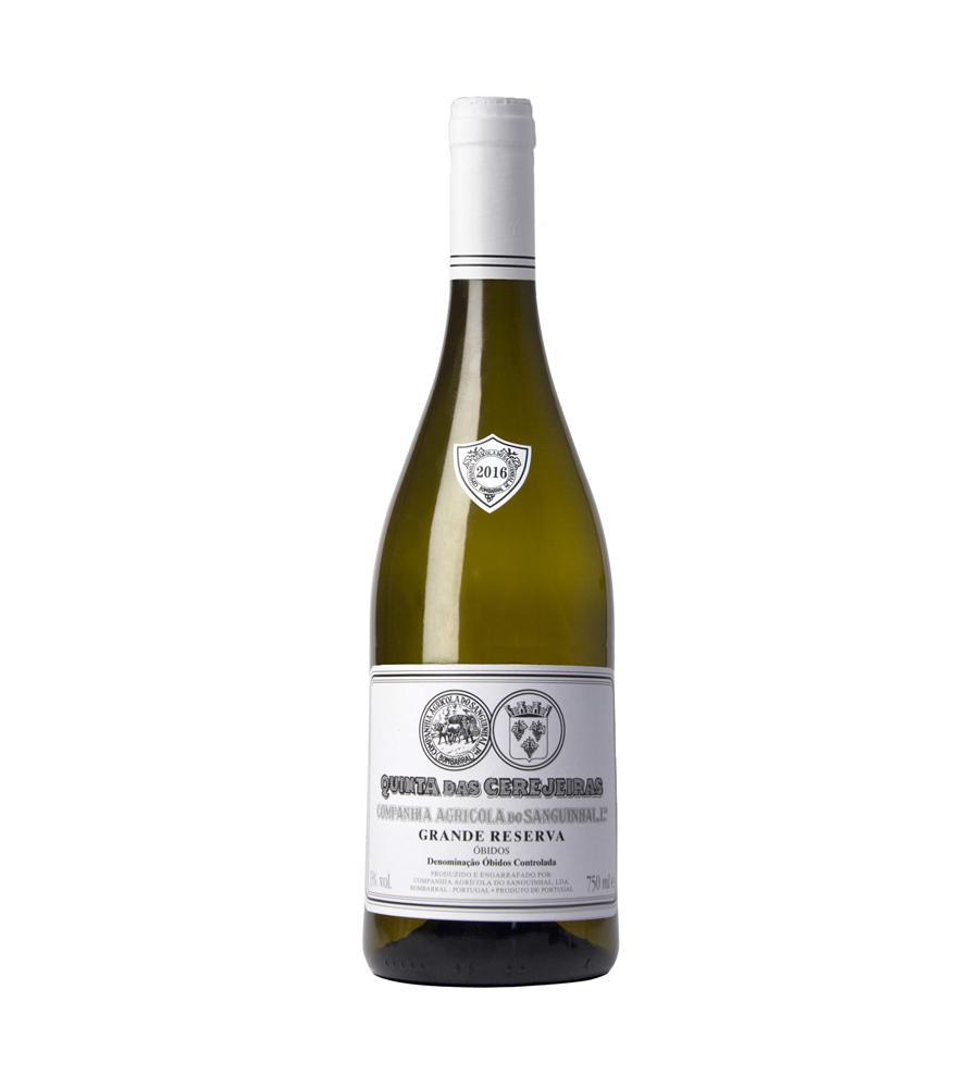 Vinho Branco Quinta das Cerejeiras Grande Reserva 2016, 75cl DOC Óbidos