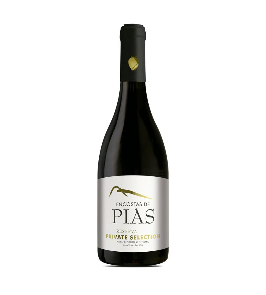 Vinho Tinto Encostas de Pias Reserva - Private Selection 2017, 75cl Alentejo