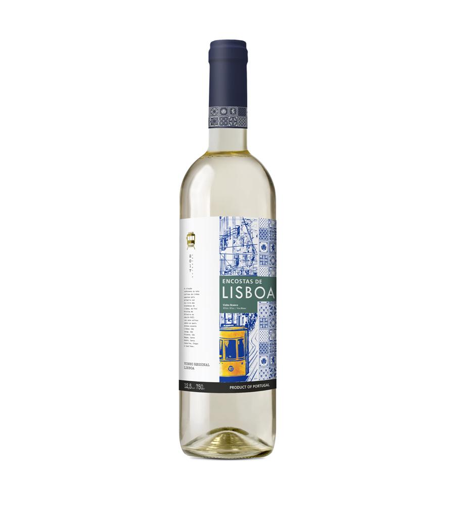 Vinho Branco Encostas de Lisboa 2017, 75cl Regional Lisboa