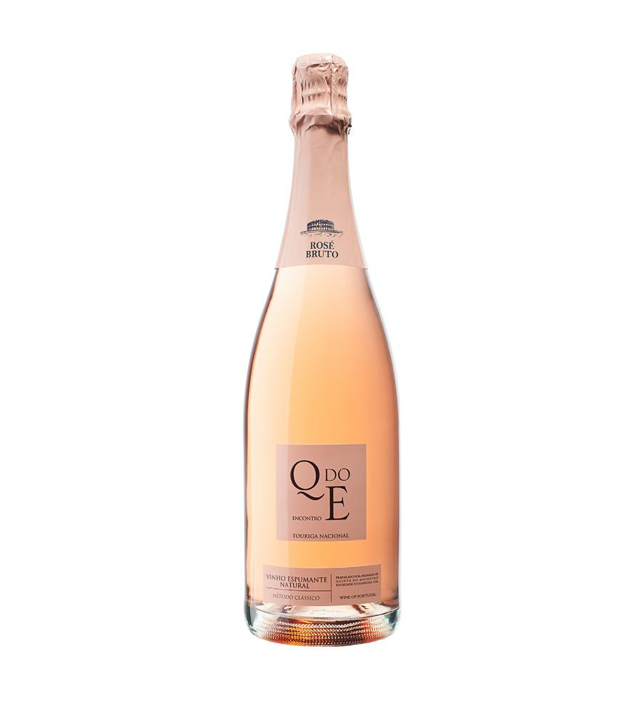 Espumante QdoE Rosé Bruto, 75cl Bairrada
