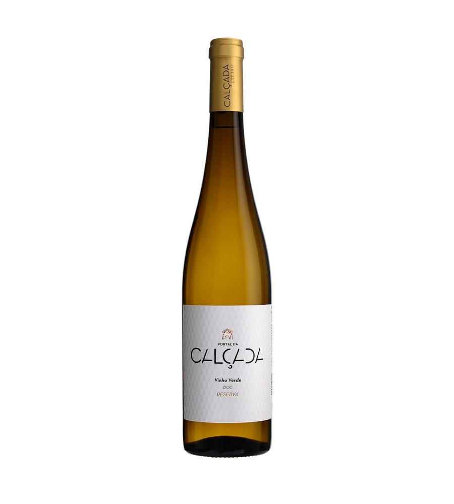 Vinho Branco Portal da Calçada Reserva 2018, 75cl Vinho Verde DOC