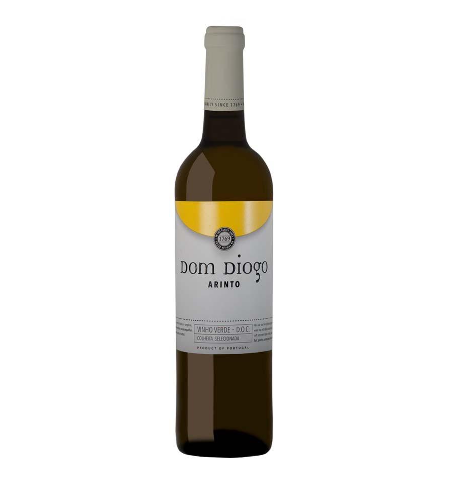 Vinho Branco Dom Diogo Arinto 2019, 75cl Vinhos Verdes