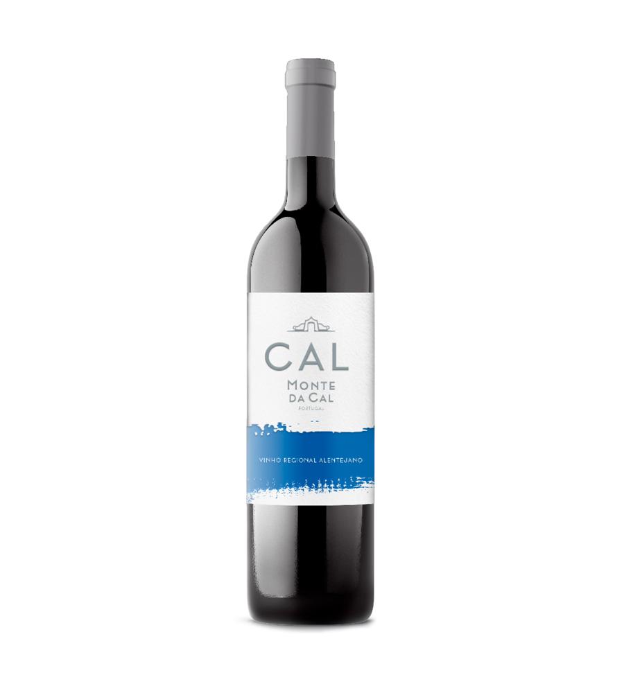 Vinho Tinto Monte da Cal 2018, 75cl Regional Alentejano