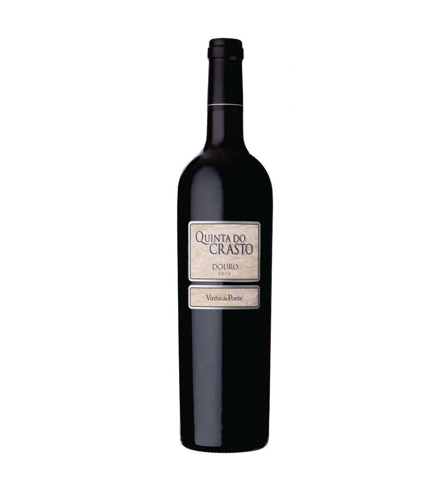 Vinho Tinto Quinta do Crasto Vinha da Ponte 2014, 75cl Douro