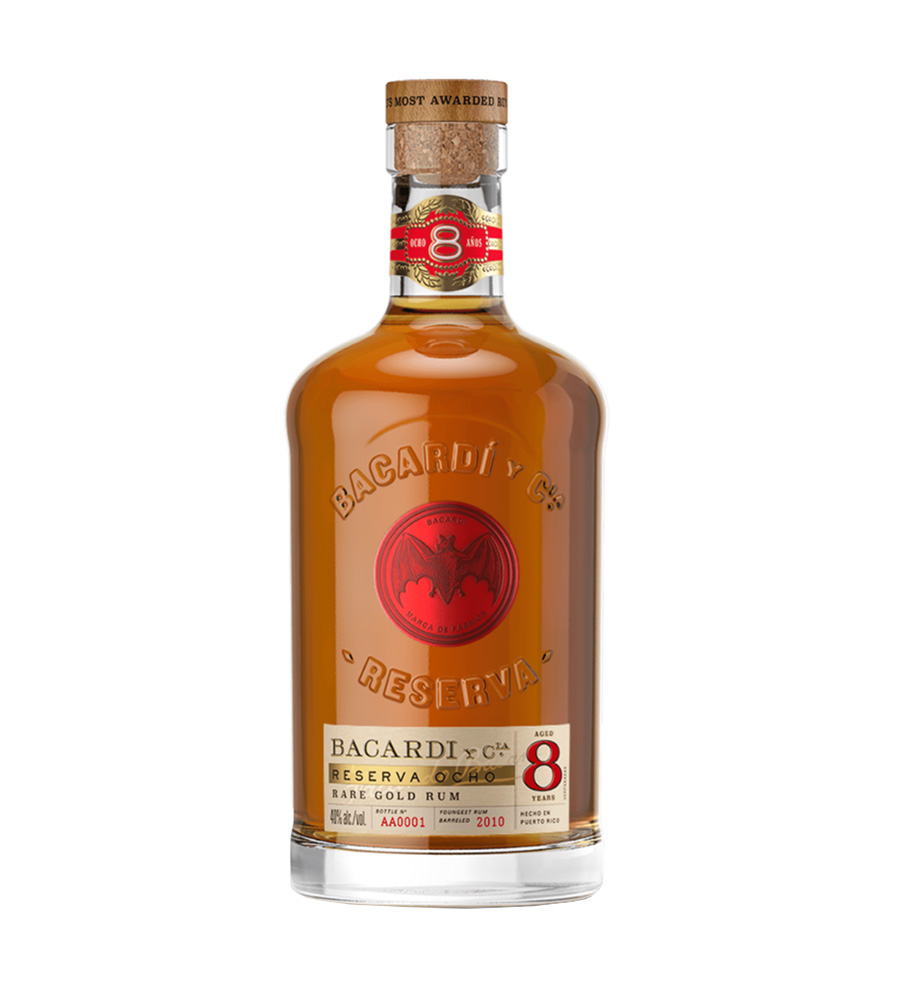 Rum Bacardi Reserve Aged 8 Years, 75cl