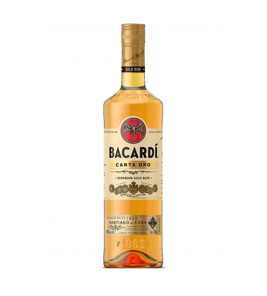 Rum Bacardi Gold, 75cl