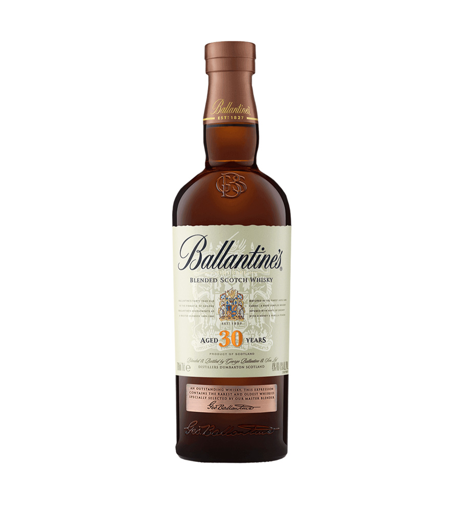 Whisky Ballantine's Aged 30 Years, 70cl