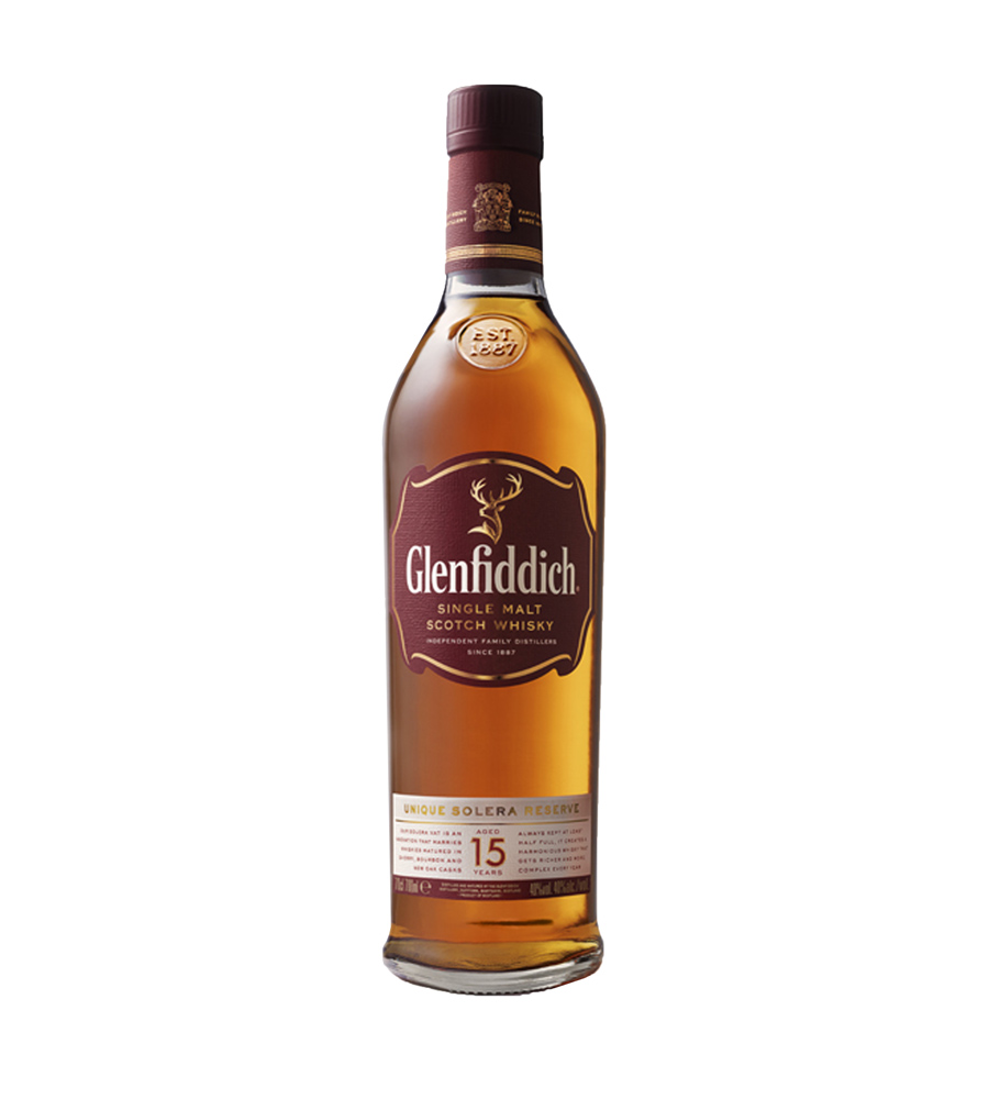 Whisky Glenfiddich 15 Year Old, 70cl