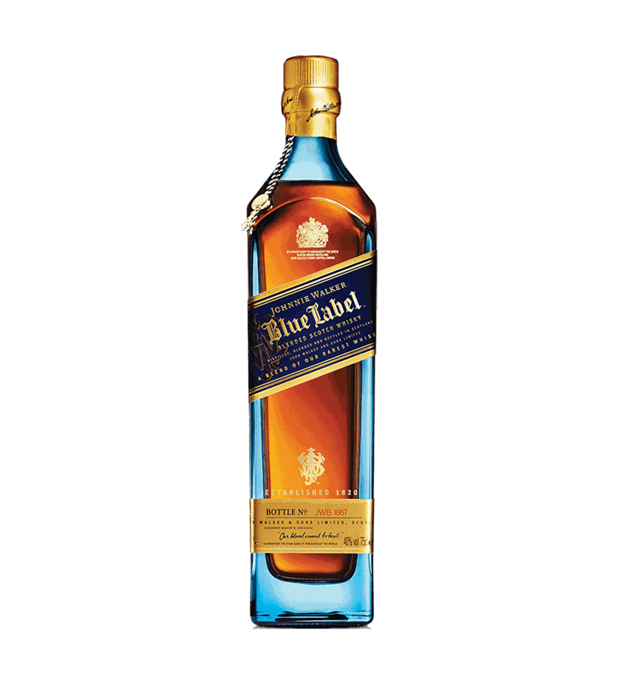 Whisky Johnnie Walker Blue Label, 70cl