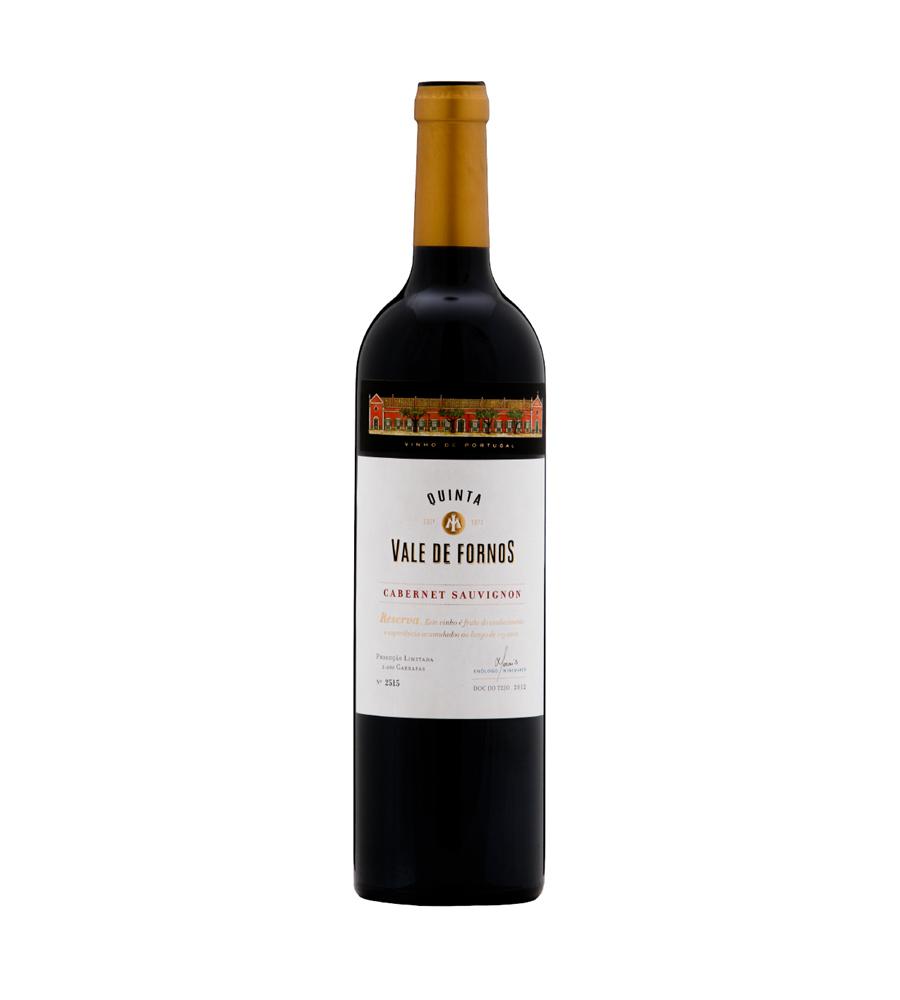 Vinho Tinto Quinta Vale de Fornos Reserva Cab. Sauvig. 2015, 75cl Tejo