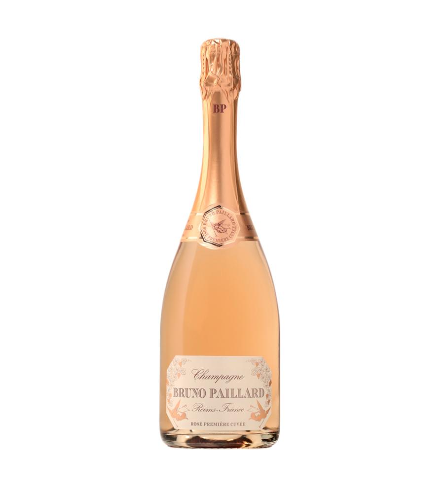 Champagne Bruno Paillard Rosé Première Cuvée, 75cl Champagne