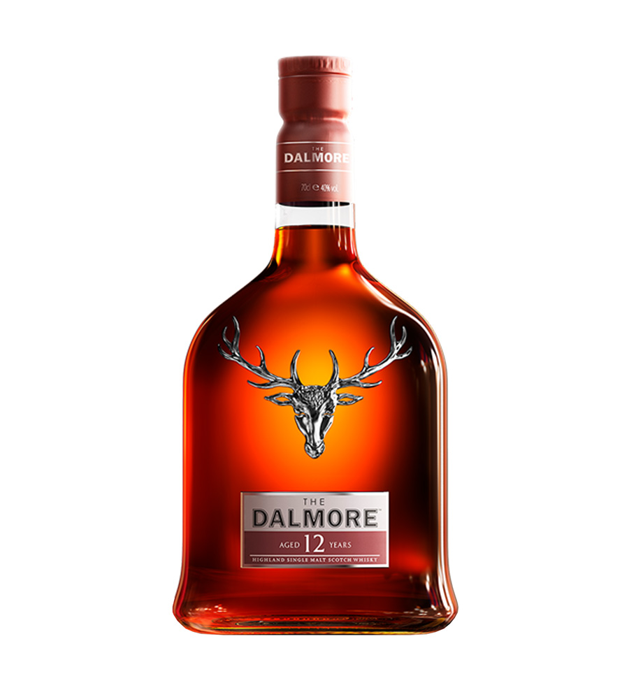 Whisky The Dalmore Aged 12 Years, 70cl