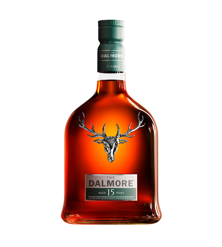 Whisky The Dalmore Aged 15 Years, 70cl