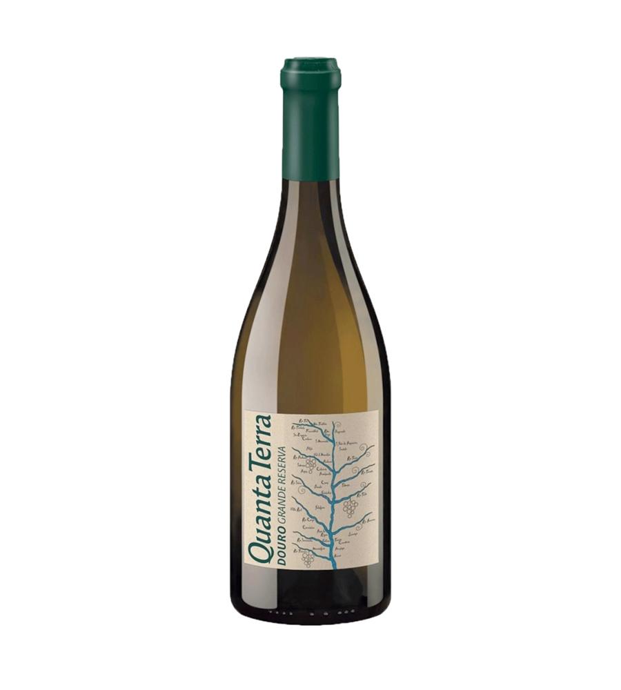 Vinho Branco Quanta Terra Grande Reserva 2017, 75cl Douro
