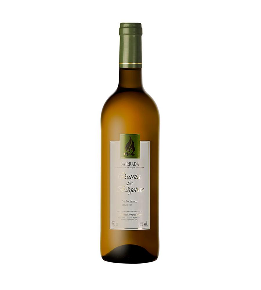 Vinho Branco Quinta das Bágeiras Colheita 2019, 75cl Bairrada