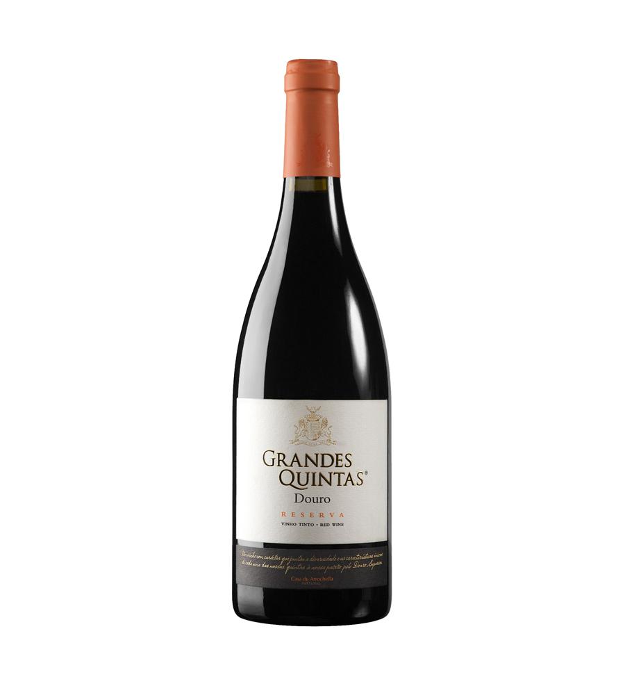Vinho Tinto Grandes Quintas Reserva 2014, 75cl Douro