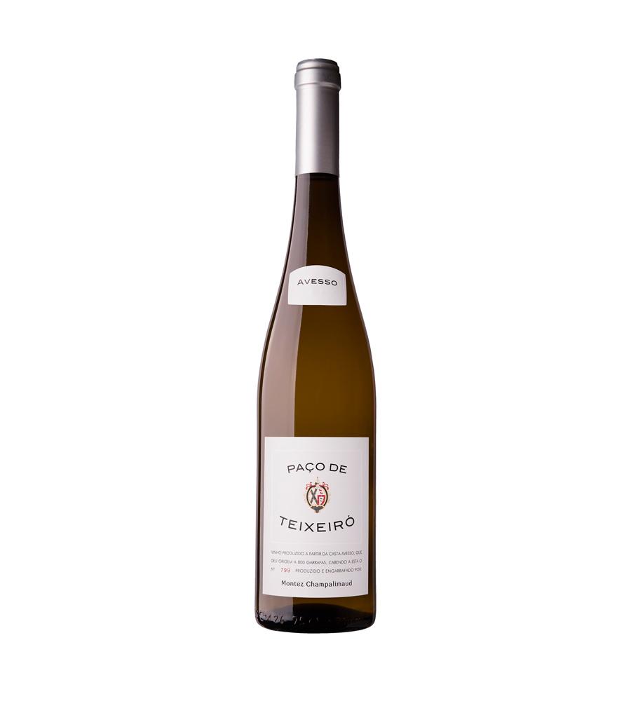 Vinho Branco Paço de Teixeiró Avesso 2017, 75cl Minho