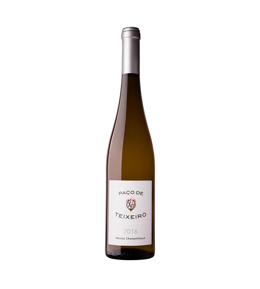 Vinho Branco Paço de Teixeiró 2017, 75cl Minho