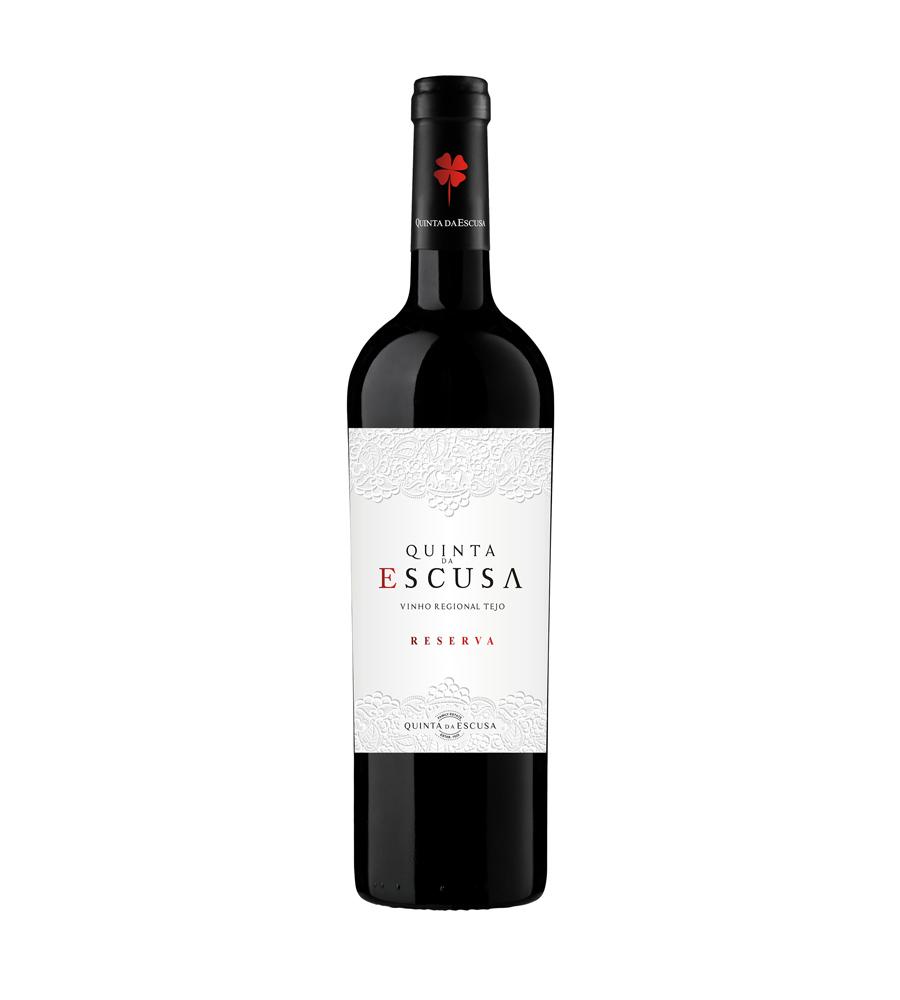 Vinho Tinto Quinta da Escusa Reserva 2016, 75cl Tejo