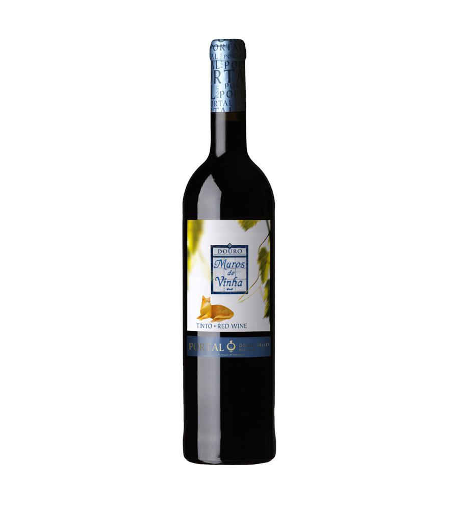 Vinho Tinto Quinta do Portal Muros de Vinha 2017, 75cl Douro DOC