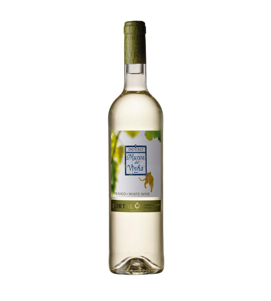 Vinho Branco Quinta do Portal Muros de Vinha 2017, 75cl Douro DOC