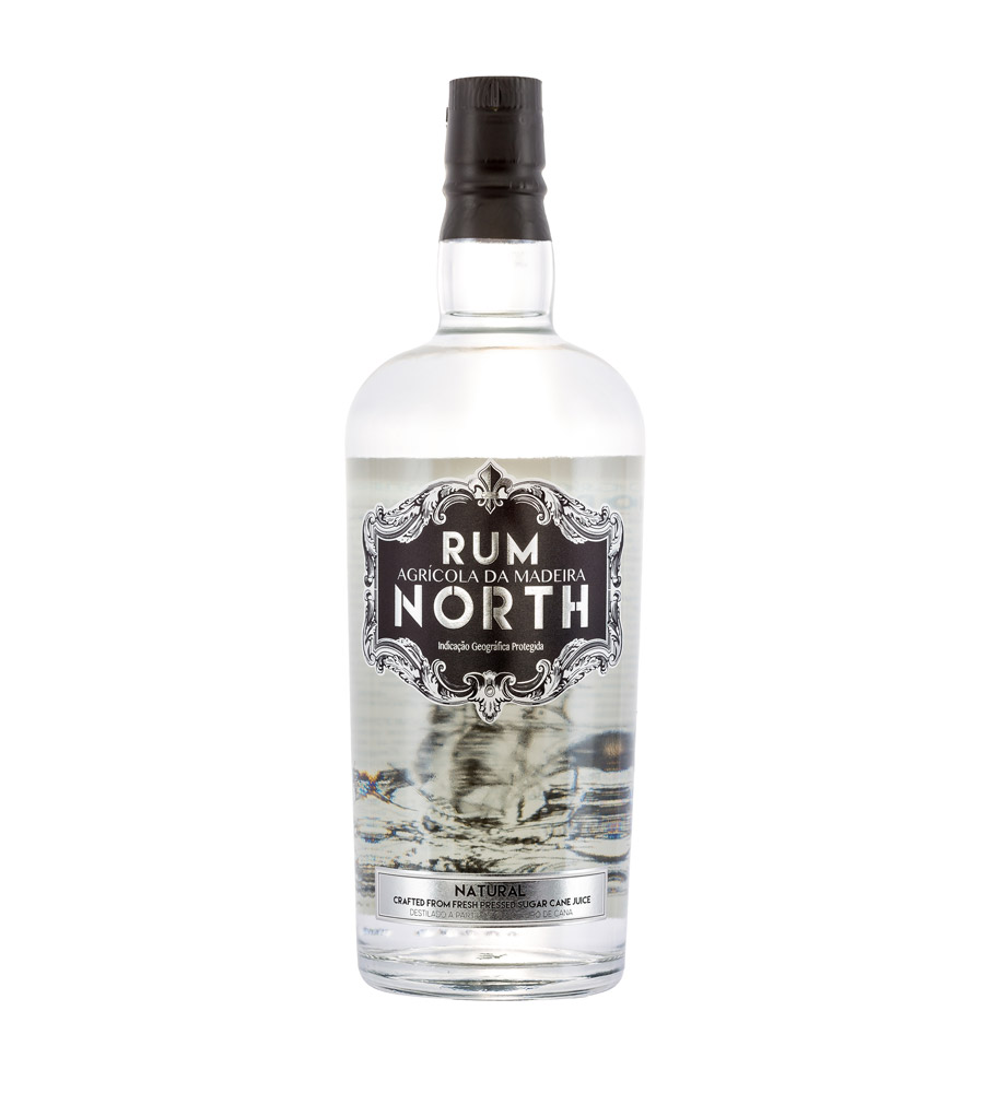 Rum North Natural, 70cl Madeira