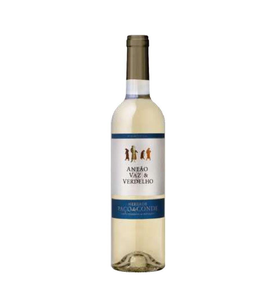 Vinho Branco Herdade Paço do Conde Antão Vaz & Verdelho 2016, 75cl Regional Alentejano