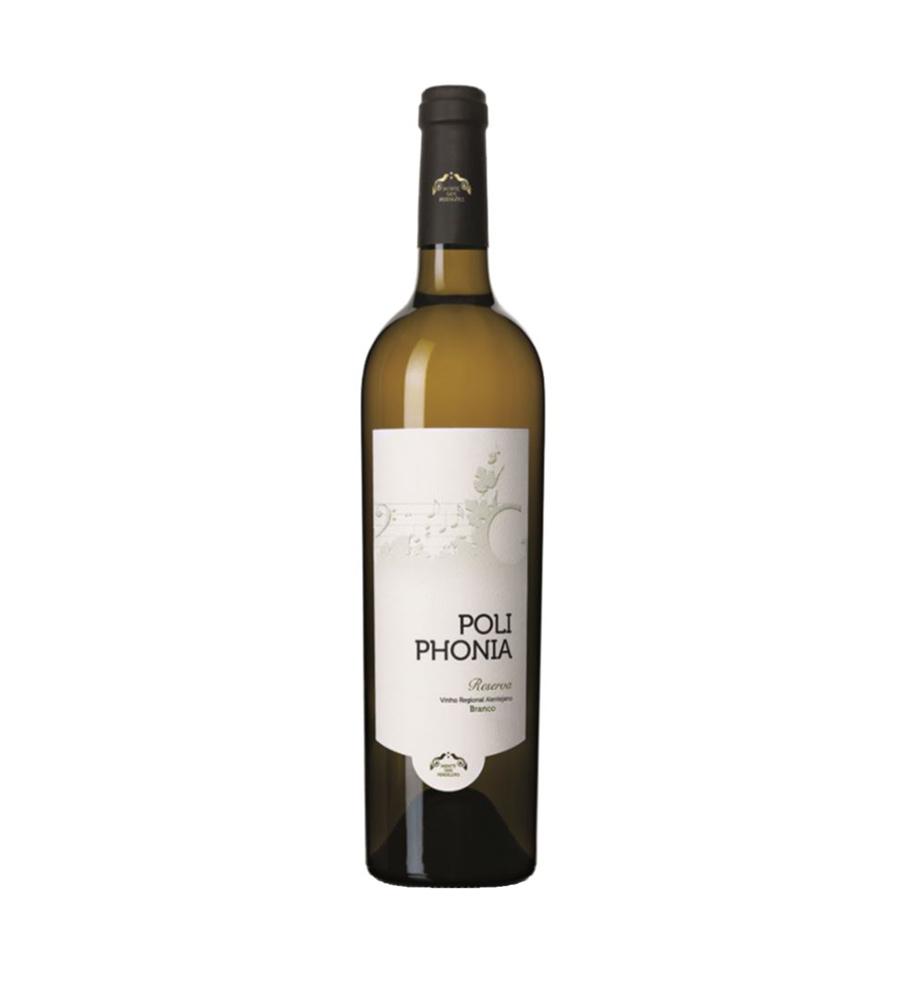 Vinho Branco Monte dos Perdigões Poliphonia Reserva 2015, 75cl Regional Alentejano