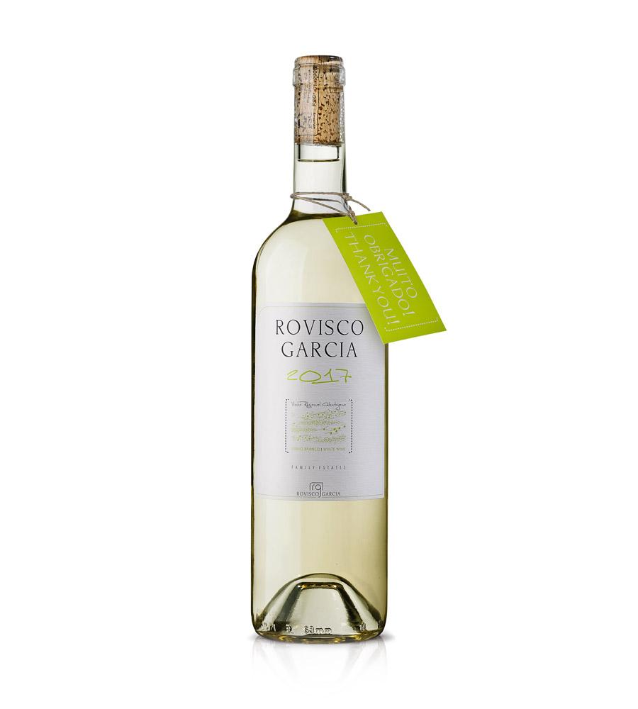 Vinho Branco Rovisco Garcia 2017, 75cl Regional Alentejano