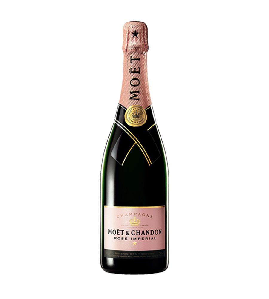 Champagne Moët & Chandon Rosé Impérial Brut NV, 75cl Champanhe