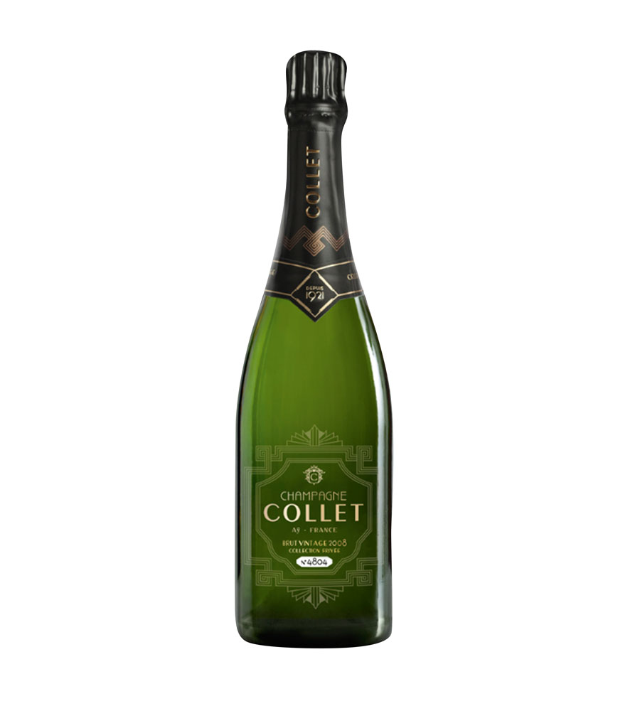 Champanhe Collet Collection Privee 2008, 75cl Champagne