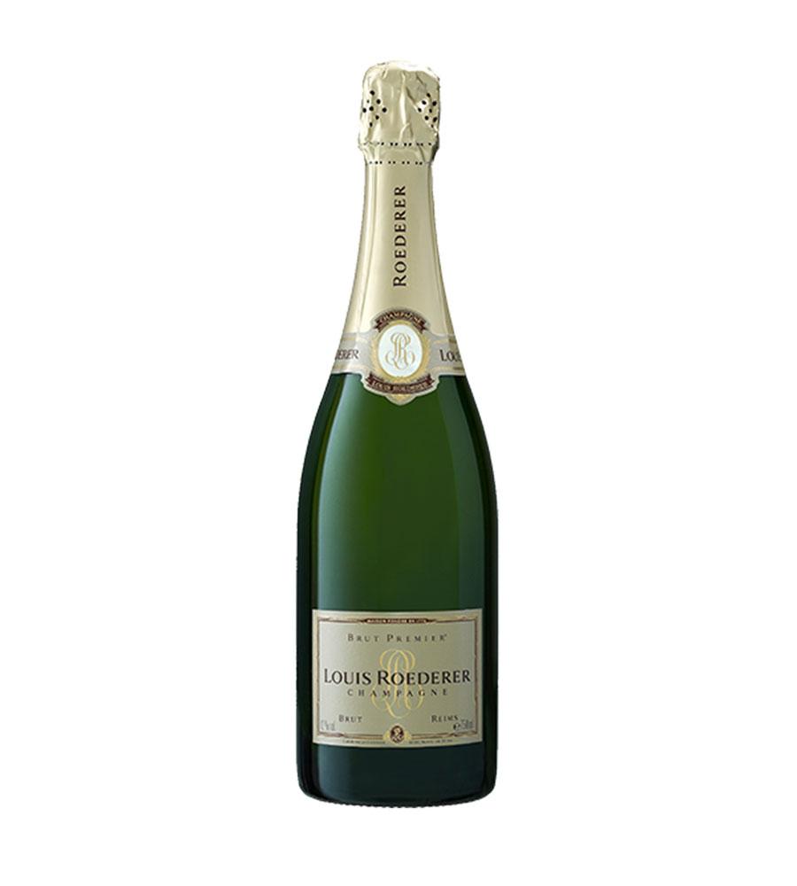 Champagne Louis Roederer Brut Premier NV, 75cl Champanhe