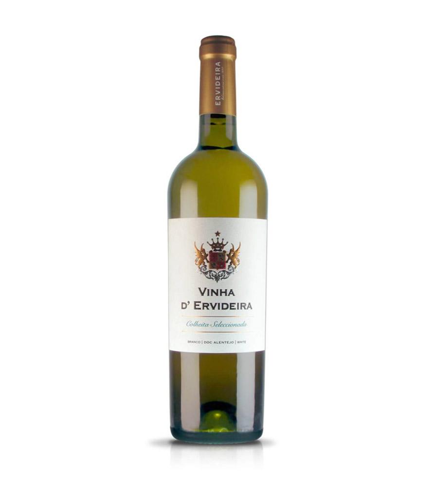 Vinho Branco Vinha d'Ervideira Colheita Selecionada 2018, 75cl Alentejo