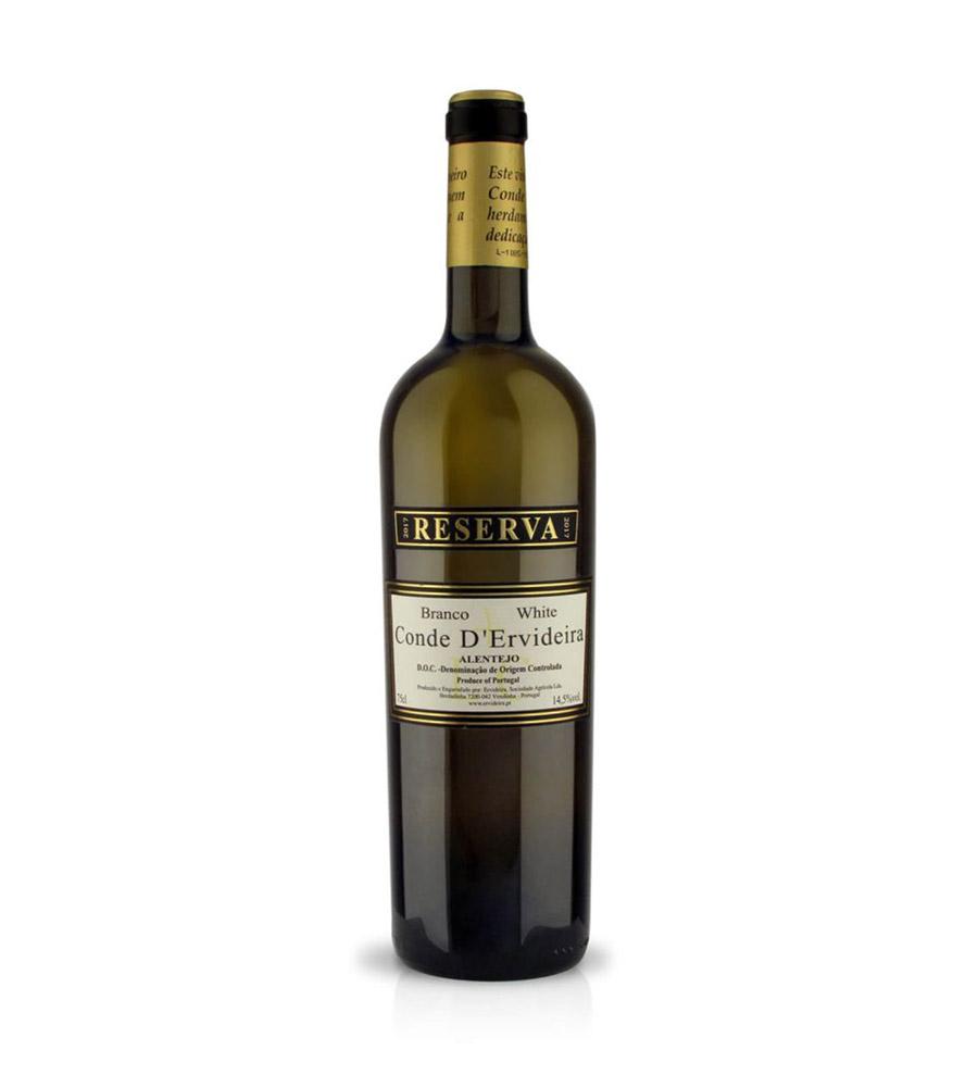 Vinho Branco Conde d'Ervideira Reserva 2018, 75cl Alentejo