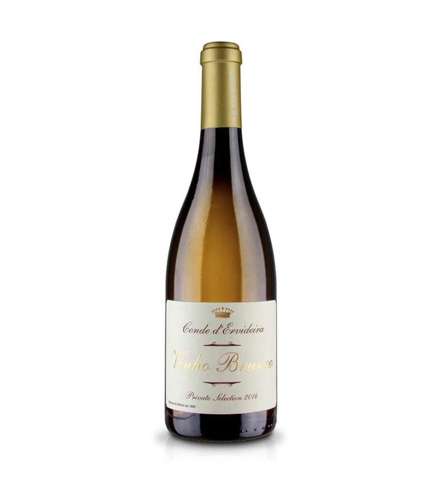 Vinho Branco Conde d'Ervideira Private Selection 2018, 75cl Alentejo