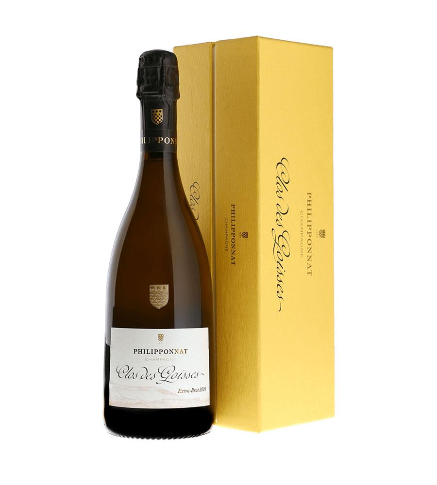 Champagne Philipponnat Clos des Goisses Extra Brut 2009, 75cl Champanhe
