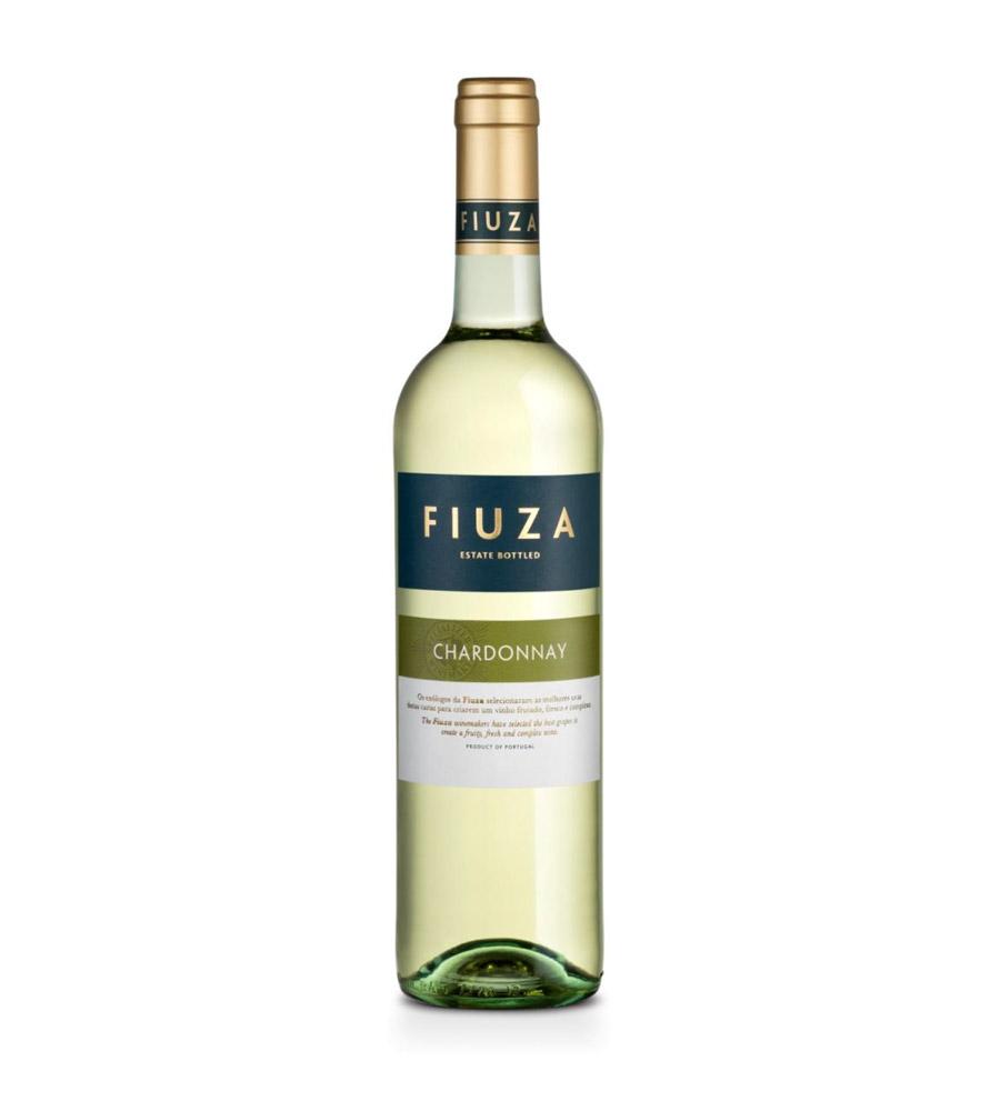Vinho Branco Fiuza Chardonnay 2018, 75cl Tejo