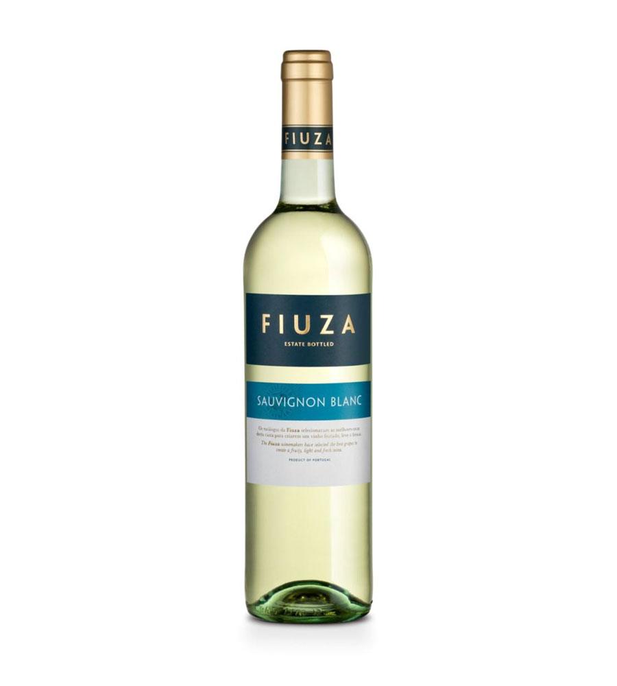 Vinho Branco Fiuza Sauvignon Blanc 2017, 75cl Tejo