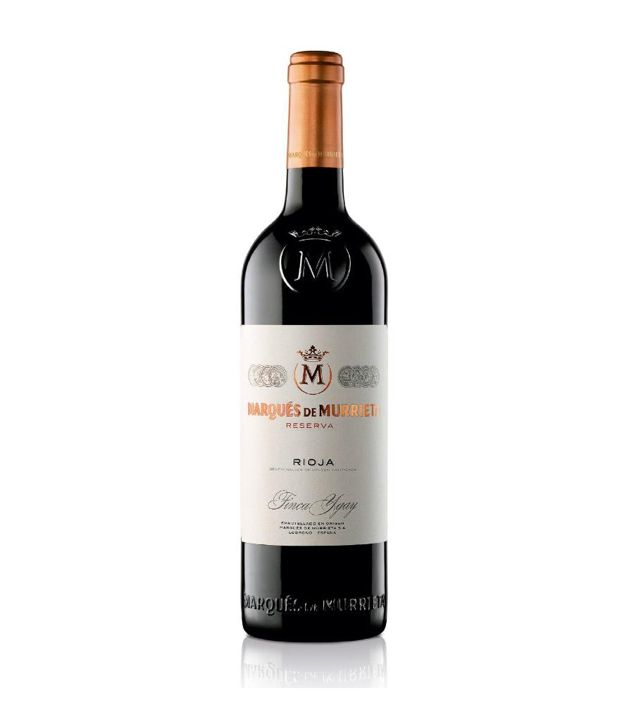 Vinho Tinto Marqués de Murrieta Reserva 2015, 75cl Rioja