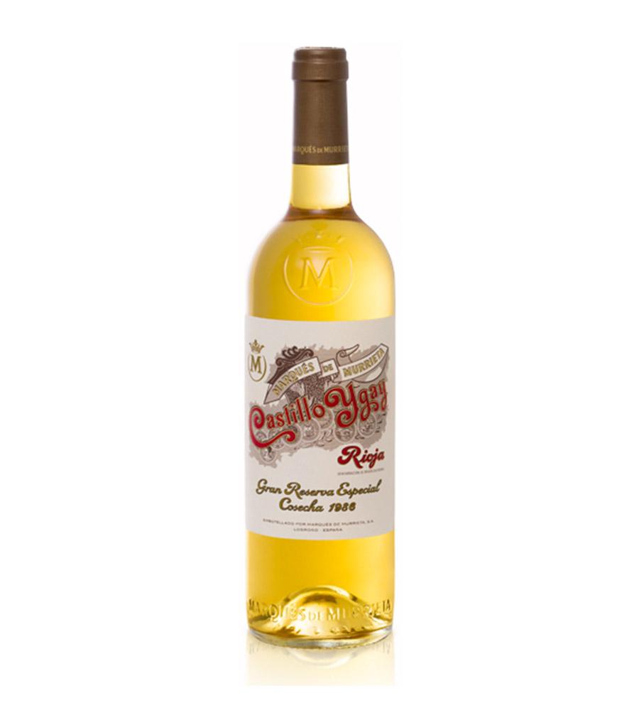 Vinho Branco Castillo Ygay Gran Reserva Especial 1986, 75cl Rioja