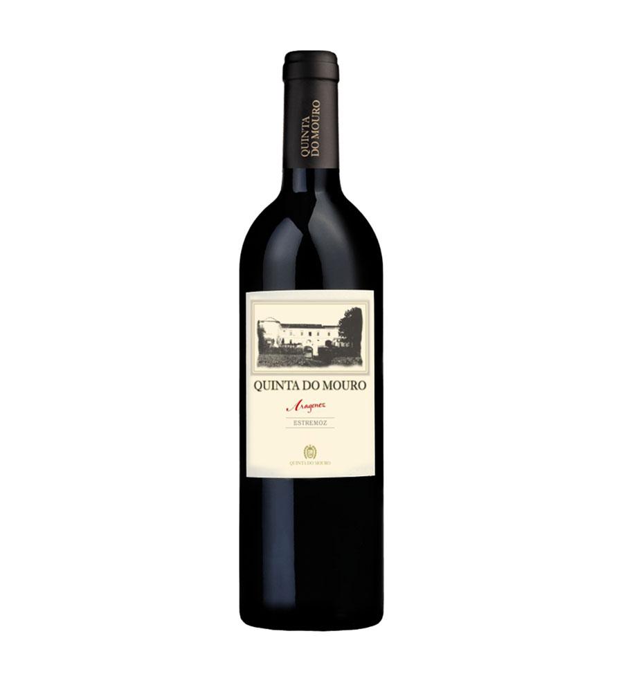Vinho Tinto Quinta do Mouro Aragonês 2015, 75cl Alentejo