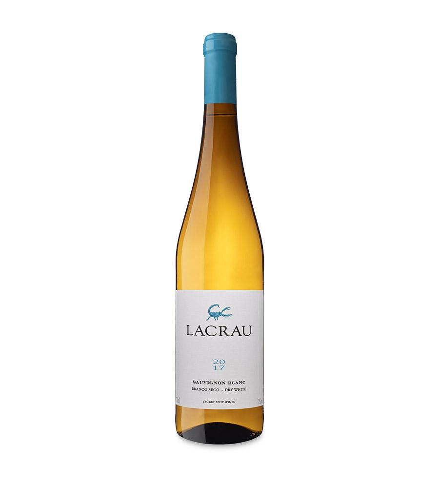 Vinho Branco Lacrau Sauvignon Blanc 2018, 75cl Douro